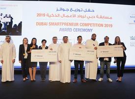 Dubai Chamber announces winners of 4th Dubai Smartpreneur competition