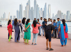 Revealed: the importance of Indian tourists to Gulf markets