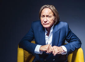 From catwalks and Olympics to LA mansions: Mohamed Hadid's crazy life