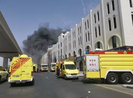 Dubai police seizes over 25,000 fake fire prevention kits