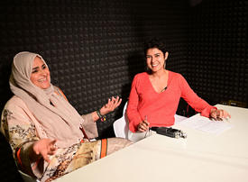 Podcasters find their voice in the Arab world