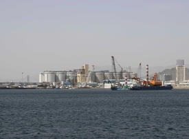 Huge oil storage expansion planned at Fujairah Port to cope with demand