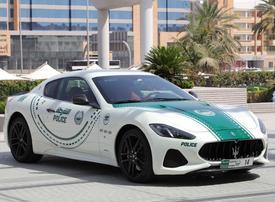 Dubai Police adds 187mph Maserati to patrol fleet