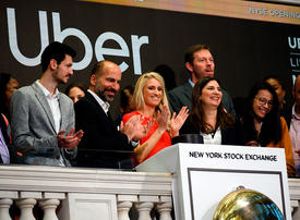 Uber blame game starts after post-IPO tumble