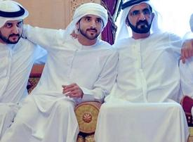 Dubai Crown Prince Sheikh Hamdan, brothers wed in private ceremony