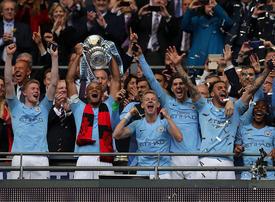 Guardiola relentless as Man City's historic treble underlines club's dominance