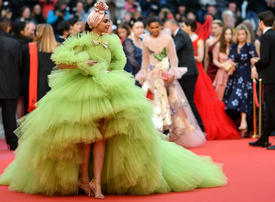 Gallery: Best dressed at the Cannes red carpet