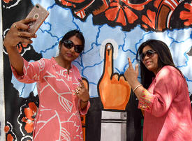 Gallery: Seventh and final round of voting in India