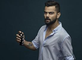 Indian cricket star launches fragrances in Dubai