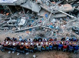 Gallery: Best photographs of the Ramadan