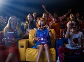 Reel Cinemas opens second dedicated screen for kids in Dubai