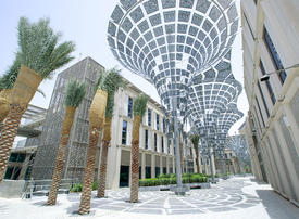 Gallery: Newly completed Expo 2020 Dubai's thematic districts