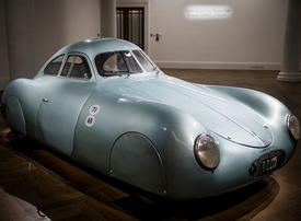 Gallery: The oldest surviving 1939 Porsche Type 64 up for auction