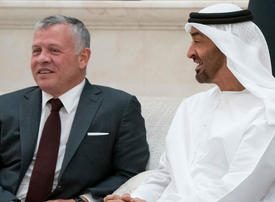 UAE, Jordan agree to conduct joint military exercises