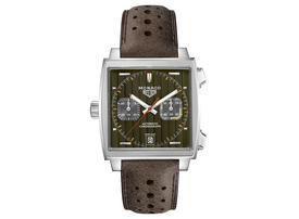 TAG Heuer launches limited edition 1969-1979 Monaco timepieces