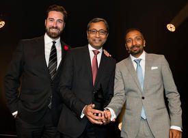 ASDA'A BCW named 'Middle East Consultancy of the Year' at the EMEA SABRE 2019 Awards