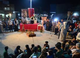 Storytelling, games make Iraq comeback on Ramadan nights