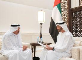 UAE President receives invitation to emergency GCC summit