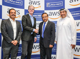 Emirates NBD to develop AI-enabled bank with AWS' deep learning technologies