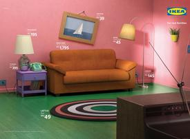 IKEA UAE brings iconic TV living rooms to life