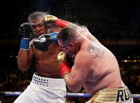 Saudi Arabia to stage Joshua v Ruiz world heavyweight fight