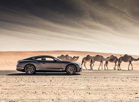 Review: Bentley's Continental GT