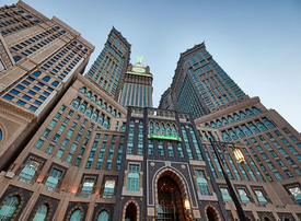Makkah hotels post record highs for occupancy, room rates in May
