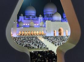 Gallery: Ramadan prayers at Abu Dhabi's Sheikh Zayed Grand Mosque