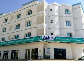 UAE's Aster DM Healthcare plans network of laboratories in India