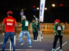 Gallery: Gillette Ramadan Street Cricket tournament draws to a close in the UAE