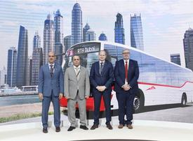 Volvo inks $129m deal to supply 373 new buses to Dubai's RTA