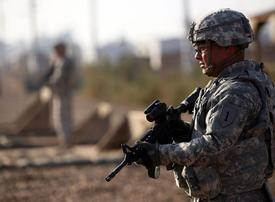 US sends extra troops to the Middle East