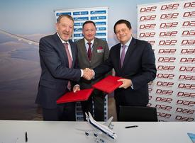 Dubai's DAE inks freighter aircraft deal with Russian carrier