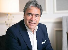 Clear vision: Safilo CEO Angelo Trocchia