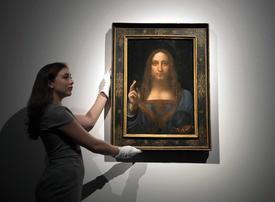 Five things to know about Leonardo da Vinci's Salvator Mundi masterpiece