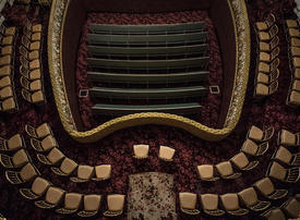 Gallery: A look inside the Sheikh Khalifa Bin Zayed Al Nahyan Theater at the Fontainebleau Palace