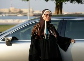 A year after lifting of driving ban, Saudi women savour new freedom