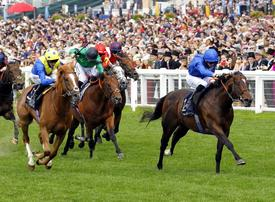Blue Point seals Royal Ascot sprint double for Sheikh Mohammed