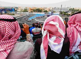 Bigger and better: Formula E set to return to Saudi Arabia