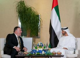 UAE, US agree to work to 'counter Iran's malign behaviour'