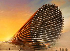 UK unveils details of Expo 2020 Dubai pavilion as construction starts