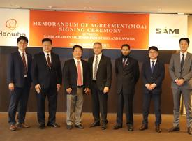 SAMI, Korean conglomerate agree to defence-focused joint venture company