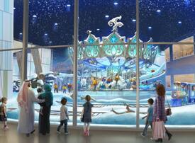 Snow Abu Dhabi theme park set to open in 2020
