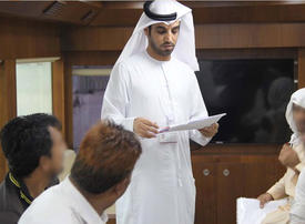 Mobile court resolves Abu Dhabi wages dispute