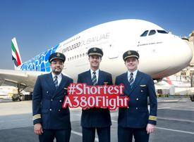 Gallery: Emirates launches two daily A380 flights to Muscat - the shortest flight for the superjumbo