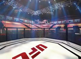 Gallery: Abu Dhabi unveils new arena built for UFC 242