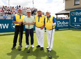 Gallery: Stars of celebrity and sporting worlds feature in Dubai Duty Free Irish Open Pro Am