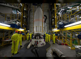 Third time lucky? New date set for UAE satellite launch