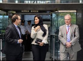 Princess Reema starts role as first female Saudi ambassador to the US