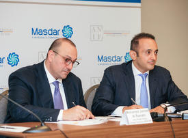 Masdar looking to Armenia for renewable energy opportunities